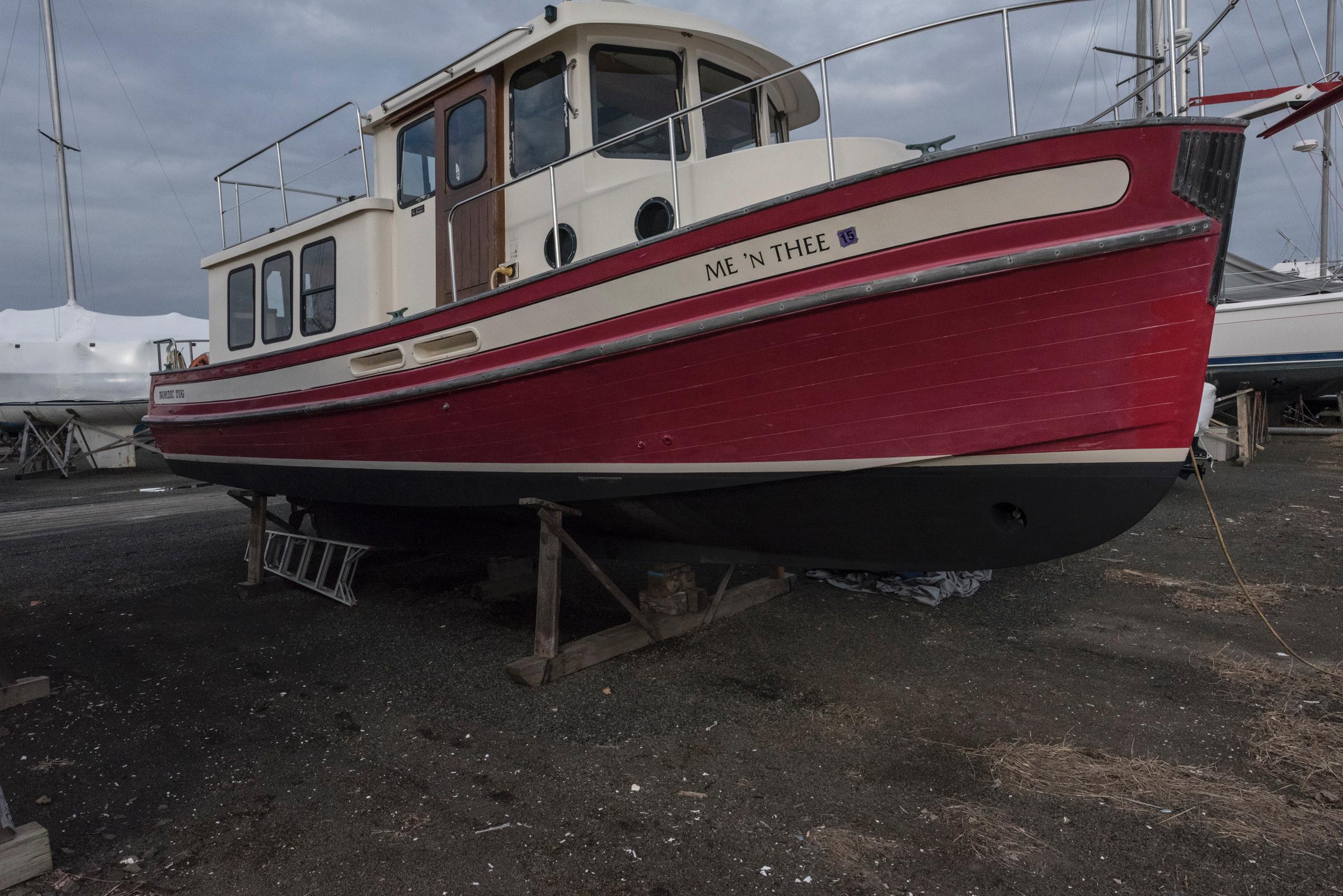 1998Nordic Tugs 32