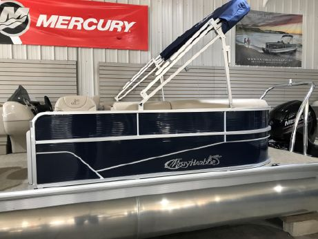 2018 Misty Harbor A-2285 RU Tritoon