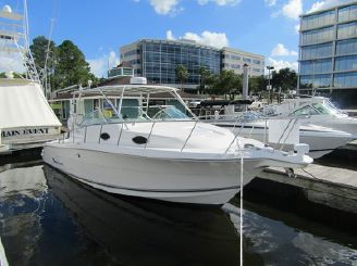 2002 Wellcraft 290 Coastal