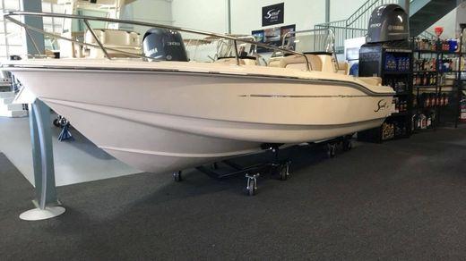 2017 Scout Boats 175 Sport Dorado