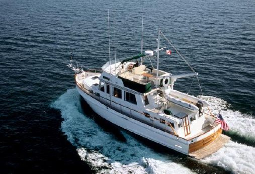 2005 Grand Banks 46 Heritage CL