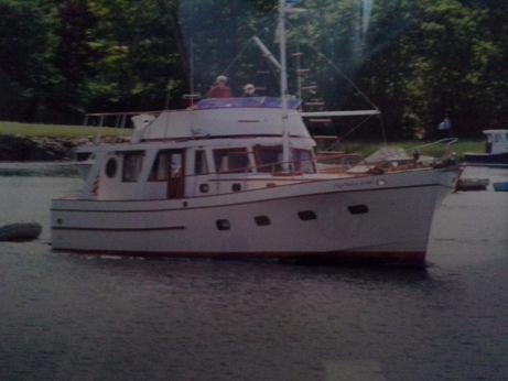 1981 Marine Trader Europa Sedan Cruising Trawler