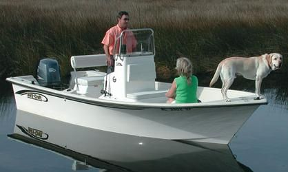 2013 May-Craft 1800 Skiff