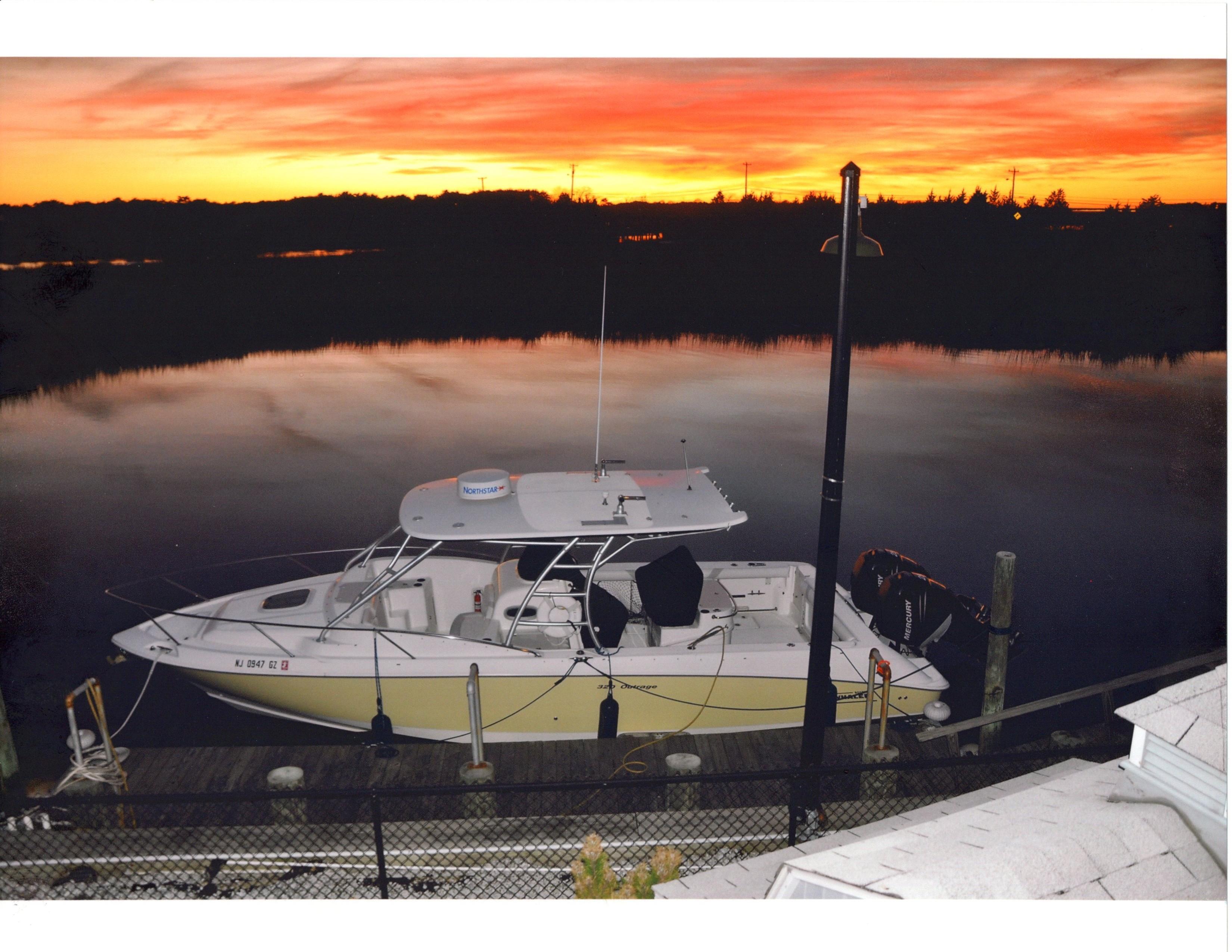 Boston Whaler 320 Outrage Cuddy w 100 HRS, Little Egg Harbor, NJ