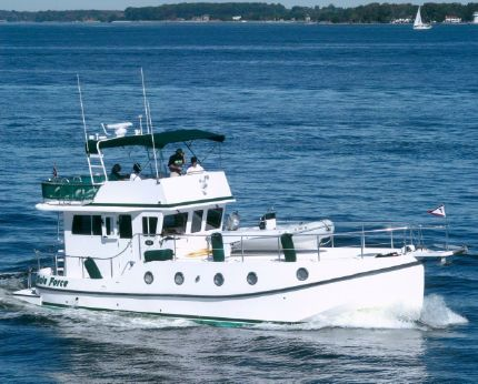 2008 Great Harbour N47 Trawler