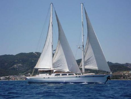 1985 75' Alu Cruiser Sailing Yacht