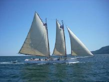 1923 Oyster Schooner Passenger Vessel