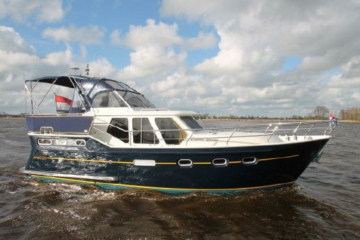 2001 Thomasz Yacht 160 Business Class
