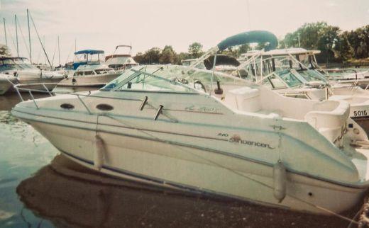1996 Sea Ray 240 Sundancer