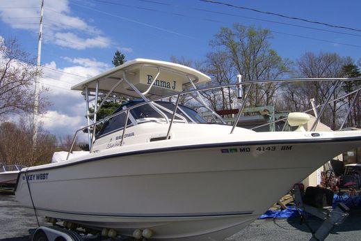 2001 Key West 2220WA Bluewater