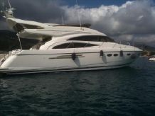 2005 Marine Projects Princess 57