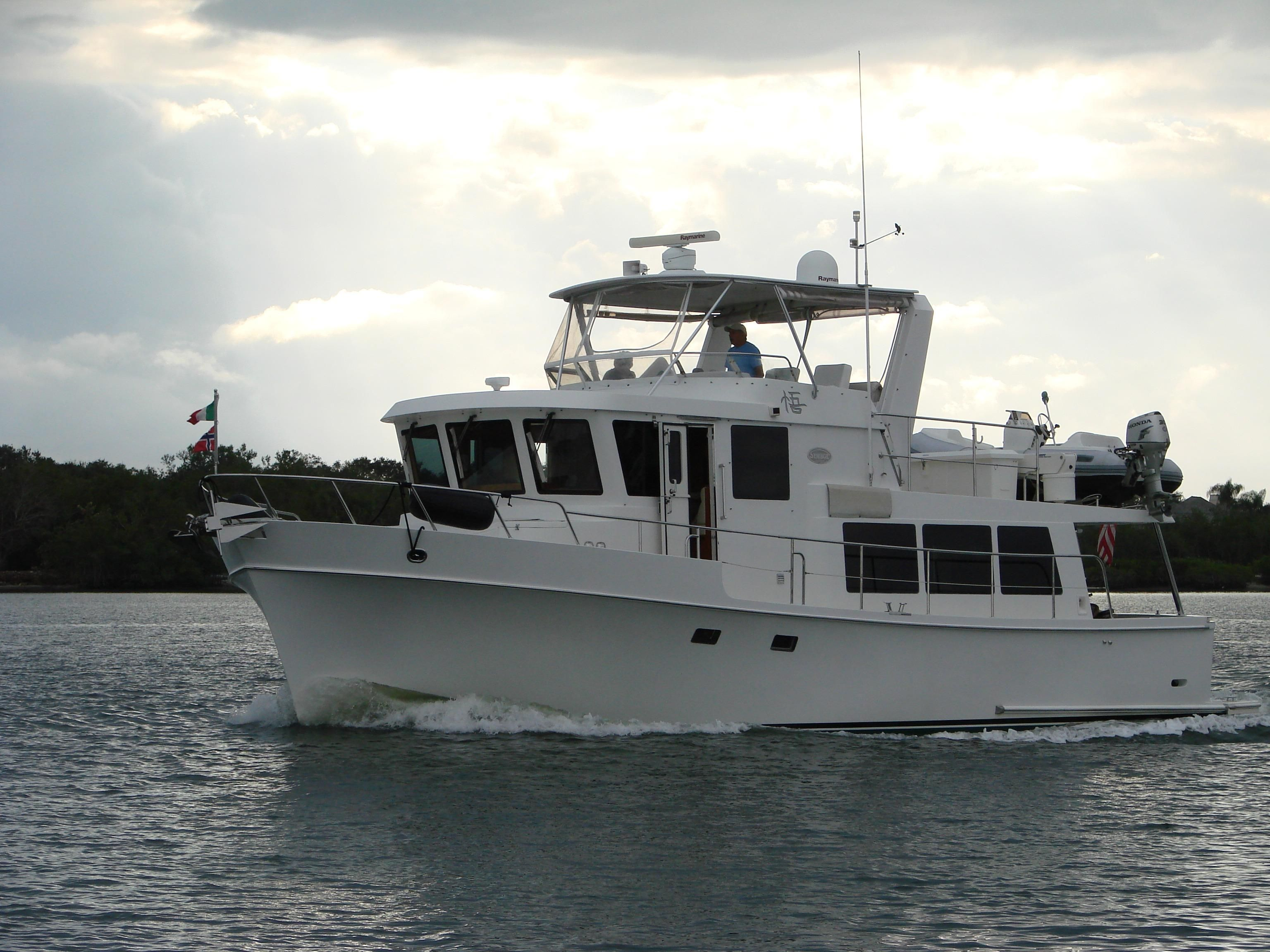 Diesel Generator For Sale >> 2007 Symbol 45 Pilothouse Trawler Motor Yacht for sale ...