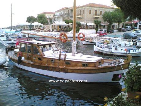 1940 Traditional Greek Motorsailer