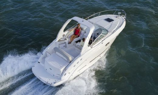 2014 Chaparral Signature Cruiser 270