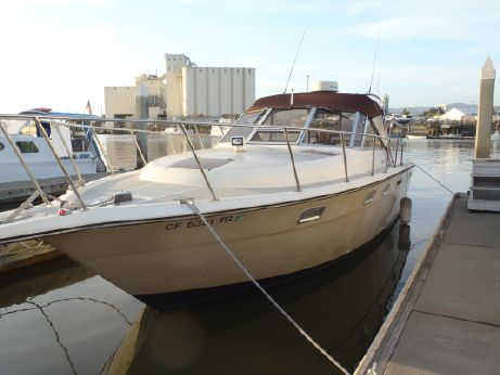 1980 Tiara Pursuit 32