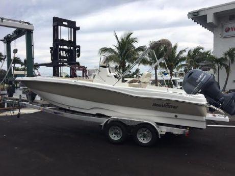 2016 Nautic Star 211 Angler