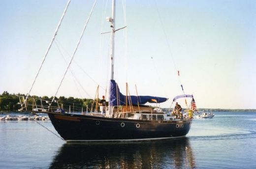 1996 Hampton Pilothouse Cutter