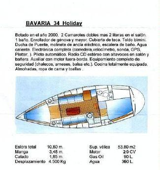 2000 Bavaria 34