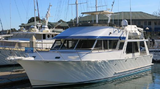 1987 Nordic Yachts 48 Pilothouse