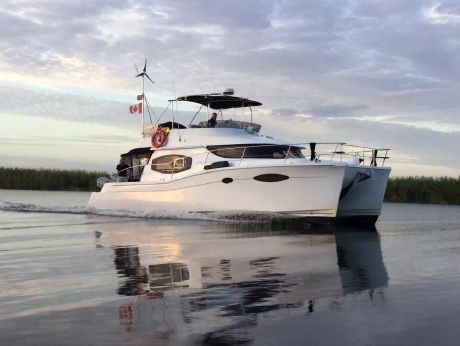2013 Fontaine Pajot Summerland 40 Catamaran