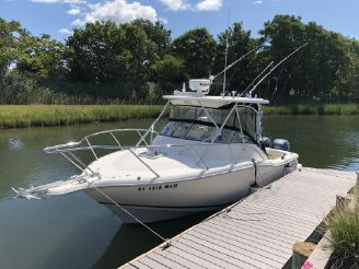 2004 Scout Abaco 280