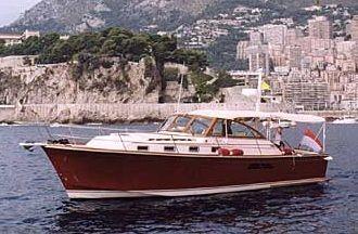 1998 Sabre Usa Sabreline 36 Express Cruiser