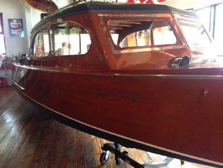 1942 Chris-Craft Sedan