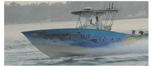 2015 Cape Horn 31 Offshore