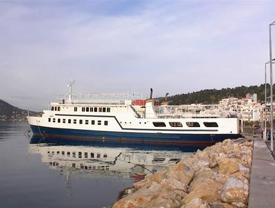 1984 Day Passenger/ferry Cruiser