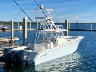 42' Yellowfin 2014