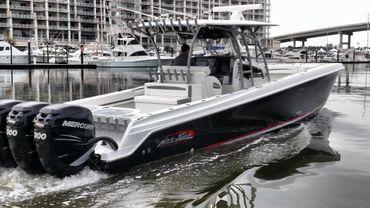 2015 Nor-Tech 392 Super Fish