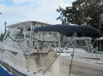 1999 Grady White 30 Marlin Walkaround