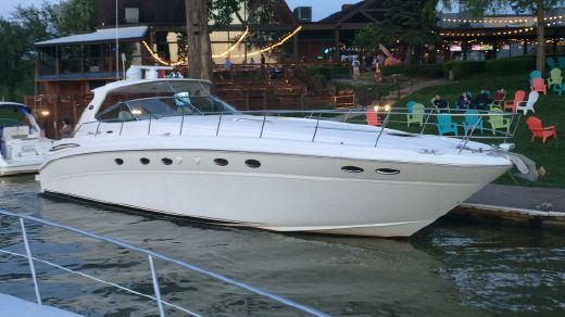 2002 Sea Ray 510 Sundancer