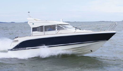 2013 Aquador 28 C