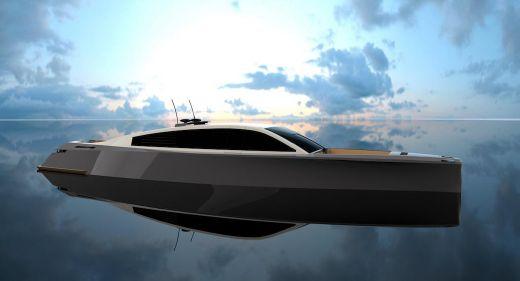 2018 Tiranian Yachts Tender