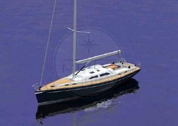 2004 Custom Cruiser 52'