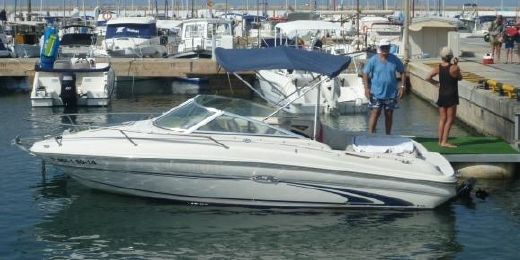 1999 Sea Ray 190 Cuddy Cabin