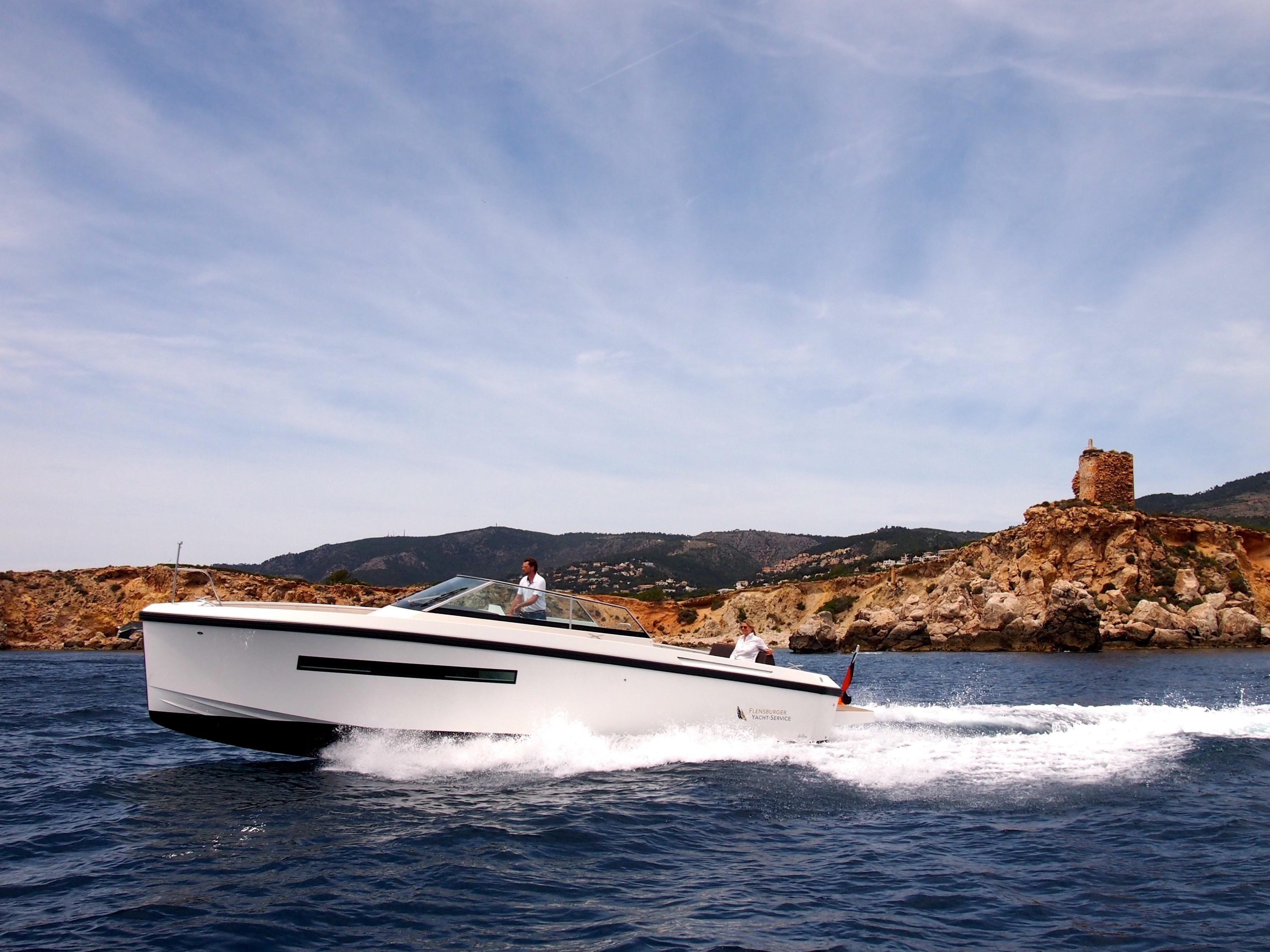 Deep Impact Boats >> 2015 Delta Powerboats Delta 33 Open Power Boat For Sale - www.yachtworld.com