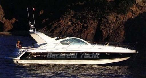 1996 Fairline Targa 48