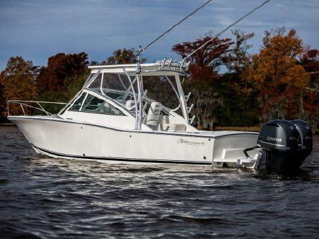 2016 Albemarle 25 Express Fisherman