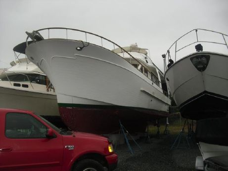 1979 Albin 48 Sedan Trawler