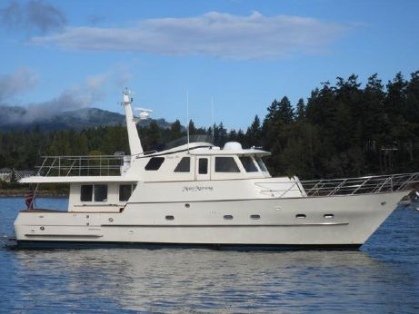 2002 Eagle Pilothouse Trawler