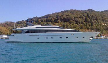 2012 Sanlorenzo SL104