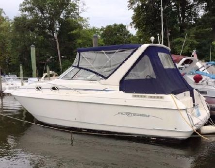 1999 Monterey 296 Cruiser