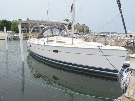 2004 Hunter Yachts 36