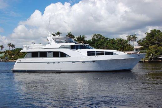 2000 Nordlund Raised Pilothouse
