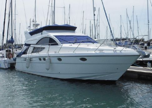 2005 Fairline Phantom 46