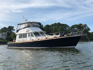 2004 Grand Banks 58' Eastbay