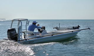 2012 Yellowfin 17 SKIFF