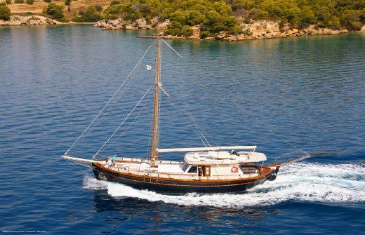 2003 Greek Built Trehandiri 19m